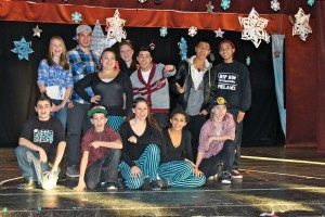 Winners of the 2nd Annual Bright Night's Got Talent Competition