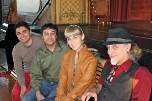 2012 BNGT Judges: Derek, Al, Lora, & John